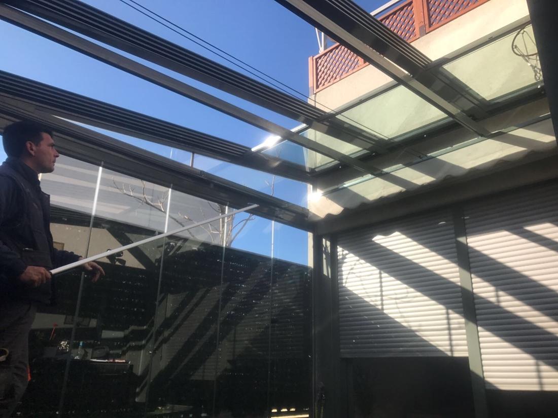 Techos moviles de aluminio para terrazas y comercios - Moviles de techo ...