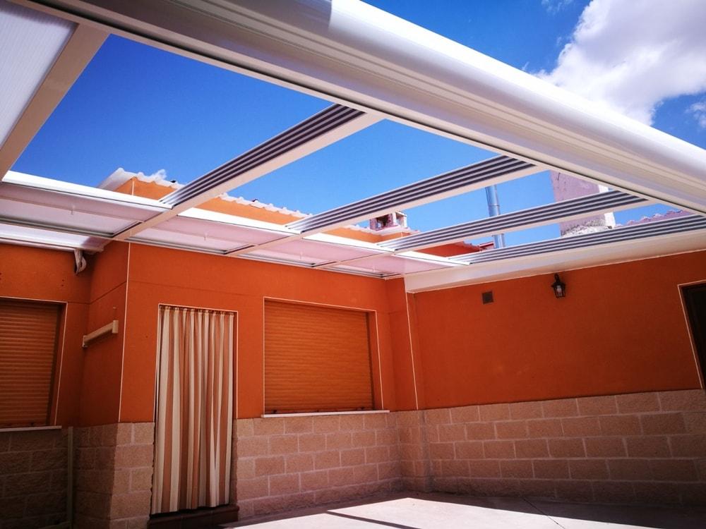 Cerramiento movil terraza atico latest terrazas with cerramiento movil terraza atico - Cerramiento terraza sin licencia ...